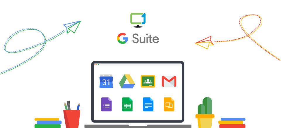 Nuova Aula01 e la Google Suite for Education