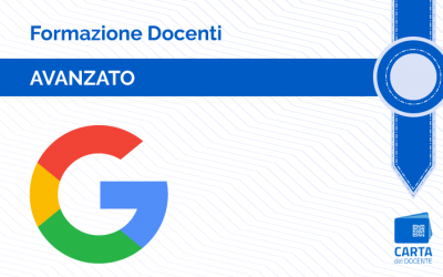 L'Uso Avanzato della G Suite for Education per una Didattica Innovativa